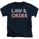 Juvenile: Law & Order - Logo T-shirts