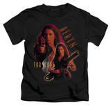 Juvenile: Farscape - Aeryn T-shirts