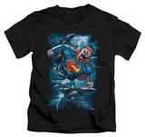 Youth: Superman - Stormy Flight Shirts