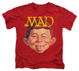 Juvenile: Mad Magazine - Absolutely Mad T-shirts