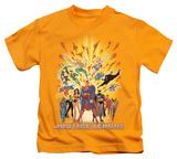 Juvenile: Justice League - United T-Shirt
