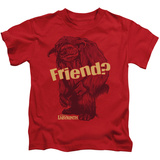 Juvenile: Labyrinth - Ludo Friend T-shirts