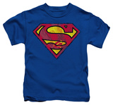 Youth: Superman - Action Shield T-shirts