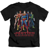Juvenile: Justice League - In League Shirts