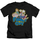 Youth: Family Guy - Family Fight T-Shirt