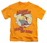 Youth: Mighty Mouse - Vintage Day T-Shirt