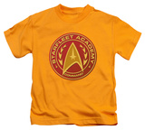 Juvenile: Star Trek - Command T-shirts