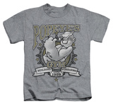 Youth: Popeye - Forearms Shirts