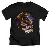 Juvenile: King Kong - Kong And Ann T-shirts