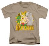 Juvenile: Hawkman - Hawkman Stars T-shirts