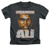Youth: Muhammad Ali - Angry Orange T-shirts