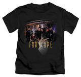 Juvenile: Farscape - Cast T-shirts