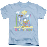 Juvenile: Garfield - Beach Bums T-Shirt