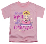 Youth: I Dream Of Jeannie - Your Wish Is My Command Shirts