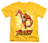 Juvenile: The Flash - Flash Yellow Shirts