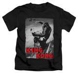 Youth: King Kong - Planes Poster Shirt