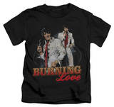 Juvenile: Elvis Presley - Burning Love T-Shirt
