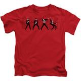 Juvenile: Elvis Presley - Jailhouse Rock T-shirts