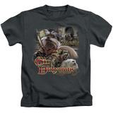 Youth: Labyrinth - Sir Didymus T-shirts