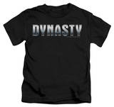 Youth: Dynasty - Dynasty Shiny T-shirts