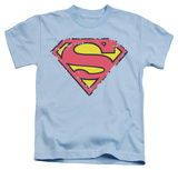 Youth: Superman - Distressed Shield T-Shirt