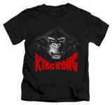 Youth: King Kong - Kong Face T-shirts