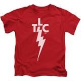 Youth: Elvis Presley - Tlc Logo T-Shirt