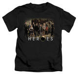 Youth: Heroes - Cast T-shirts