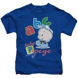 Juvenile: Popeye - ABC T-shirts