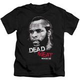 Juvenile: Rocky III - Dead Meat T-shirts