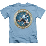 Juvenile: The Adventures of Tintin - Around The Globe T-Shirt