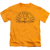 Youth: Sun Records - Worn Logo T-Shirt
