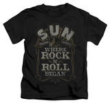 Youth: Sun Records - Where Rock Began T-shirts