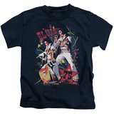 Youth: Elvis Presley - Eagle Elvis Shirts