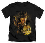 Juvenile: Mirrormask - Queen Of Shadows T-Shirt