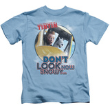 Juvenile: The Adventures of Tintin - Don't Look Now T-shirts
