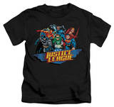 Juvenile: Justice League - Ready To Fight Shirts