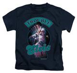 Juvenile: Elvis Presley - Total Trouble T-shirts