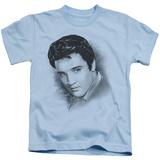 Juvenile: Elvis Presley - Dreamy T-shirts