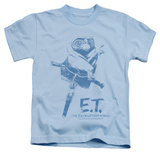 Youth: E.T. - Bike T-shirts