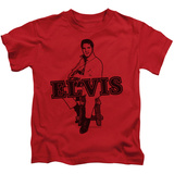 Youth: Elvis Presley - Jamming Shirts