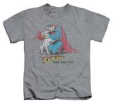 Juvenile: Superman - And His Dog T-shirts