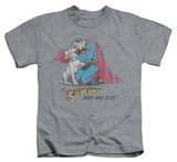 Youth: Superman - And His Dog T-shirts