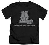 Juvenile: Garfield - Good Morning Sunshine Shirt