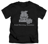 Youth: Garfield - Good Morning Sunshine Shirt