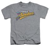 Juvenile: Dubble Bubble - Tongue Splashers Logo T-shirts