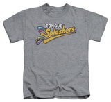 Youth: Dubble Bubble - Tongue Splashers Logo T-shirts