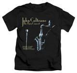 Juvenile: John Coltane - Paris Coltrane T-shirts