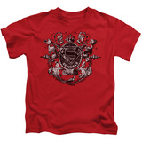 Juvenile: Superman - All Hail Superman T-Shirt