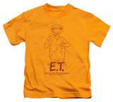 Juvenile: E.T. - Alien Swag T-Shirt